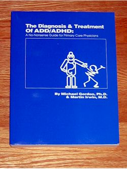 Diagonsis & Treatment of ADHD